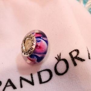 New!Pandora. Charm. silver 925